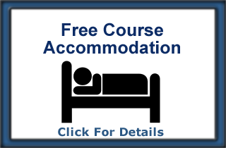 Free RYA Course Accommodation