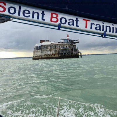Sailing The Solent Forts