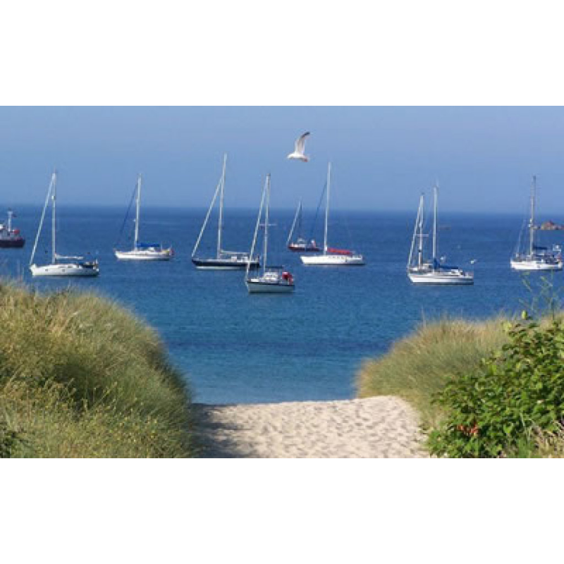 Channel Islands & France Sailing Cruises