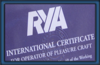ICC Powerboat License