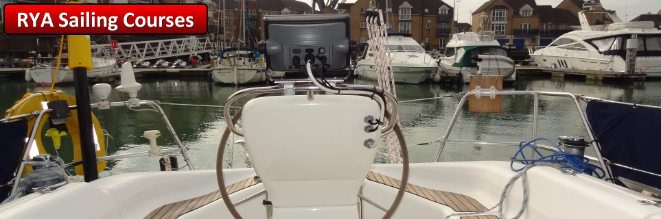 RYA Yacht Sailing Courses
