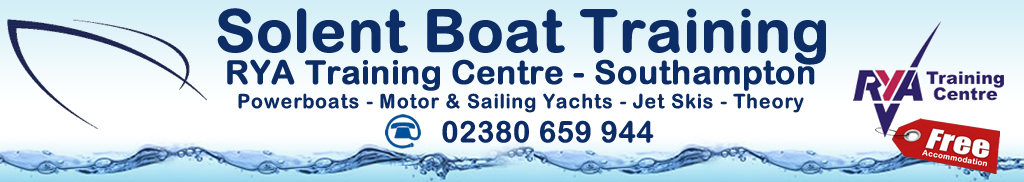 Solent Boat Training - Southampton RYA Training Centre