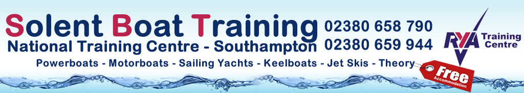 Solent Boat Training - RYA Courses In Southampton
