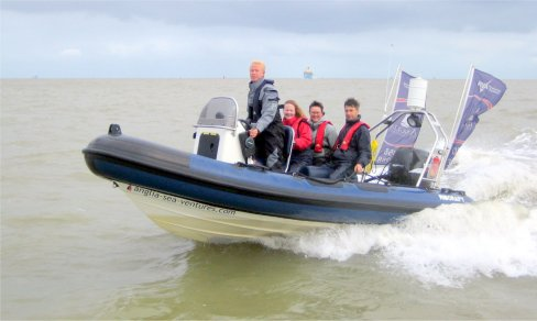 Solent RYA Powerboat Level 1 Training Courses Southampton