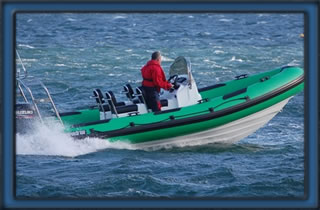RYA Powerboat Level 2 Training
