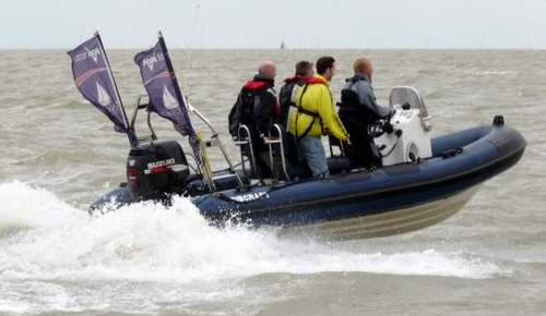Solent RYA Powerboat Level 2 Southampton