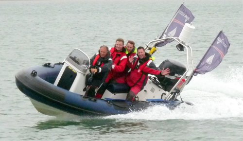 RYA Powerboat Level 1 Training Course Southampton Solent